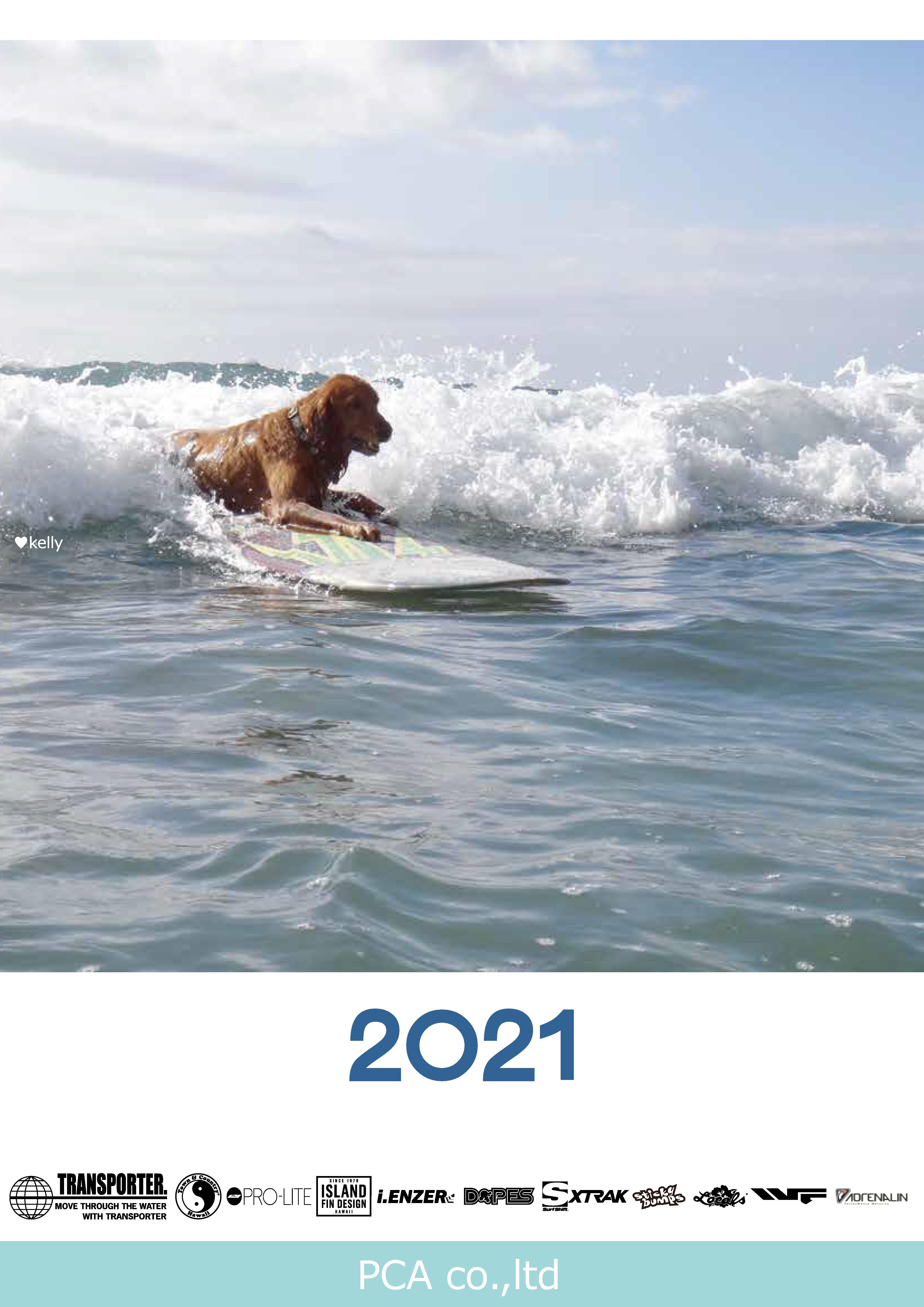 2021 PCA SURFGEAR CATALOG